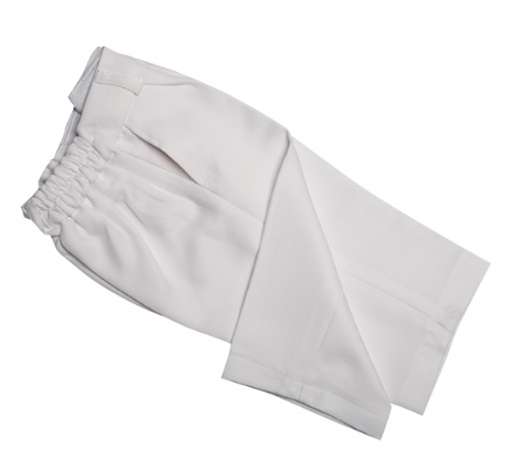 Boys Ivory Trousers